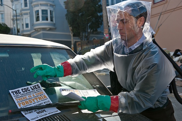 Contagion' Reality Check: CDC Experts Explore Some of the Film's ...